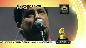 2013 Grammy Nominess Album TV Spot - Thumbnail 10