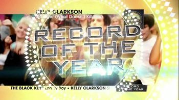 2013 Grammy Nominess Album TV Spot - Thumbnail 3
