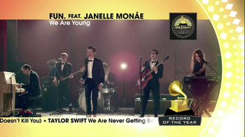 2013 Grammy Nominess Album TV Spot - Thumbnail 4