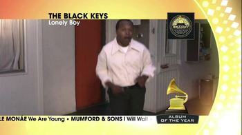 2013 Grammy Nominess Album TV Spot - Thumbnail 7