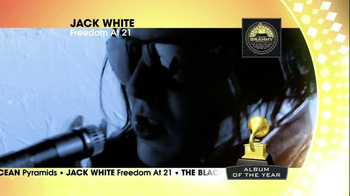 2013 Grammy Nominess Album TV Spot - Thumbnail 8