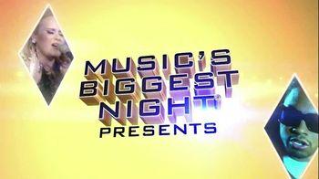 2013 Grammy Nominess Album TV Spot
