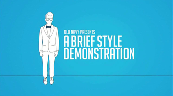 Old Navy Jeans TV Spot, 'Brief Style Demonstration' Featuring Brad Goreski - Thumbnail 1