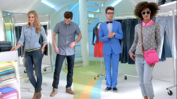 Old Navy Jeans TV Spot, 'Brief Style Demonstration' Featuring Brad Goreski - Thumbnail 10