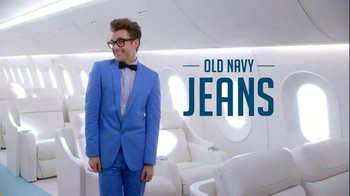 Old Navy Jeans TV Spot, 'Brief Style Demonstration' Featuring Brad Goreski - Thumbnail 2