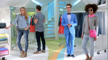 Old Navy Jeans TV Spot, 'Brief Style Demonstration' Featuring Brad Goreski - Thumbnail 3