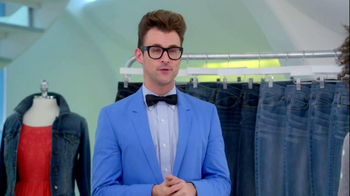 Old Navy Jeans TV Spot, 'Brief Style Demonstration' Featuring Brad Goreski - Thumbnail 6