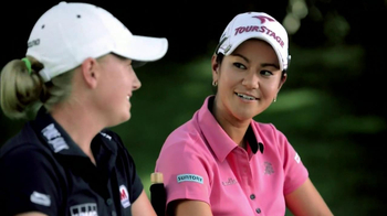 LPGA TV Spot, 'Pressure Put' Featuring Stacy Lewis and Ai Miyazato - Thumbnail 3