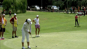 LPGA TV Spot, 'Pressure Put' Featuring Stacy Lewis and Ai Miyazato - Thumbnail 4
