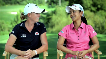 LPGA TV Spot, 'Pressure Put' Featuring Stacy Lewis and Ai Miyazato - Thumbnail 7