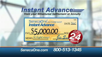 SenecaOne TV Spot, 'Personal Injury Claim' - Thumbnail 10