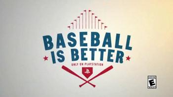 PlayStation MLB 15: The Show TV Spot, 'Summer Wind' - Thumbnail 10