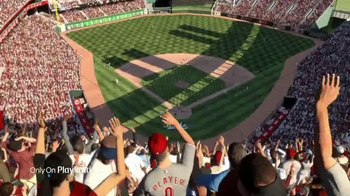PlayStation MLB 15: The Show TV Spot, 'Summer Wind' - Thumbnail 6