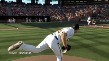 PlayStation MLB 15: The Show TV Spot, 'Summer Wind' - Thumbnail 7