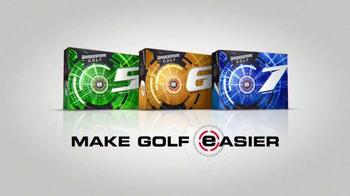Bridgestone Golf eSeries TV Spot, 'Drone Fire' - Thumbnail 7