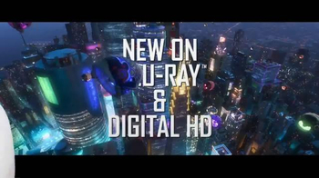 Big Hero 6 Blu-ray TV Spot - Thumbnail 1
