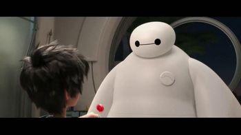 Big Hero 6 Blu-ray TV Spot - 1268 commercial airings
