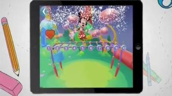 Disney IMAGICADEMY Mickey's Magical Math World App TV Spot, 'Magic Doodles' - 77 commercial airings