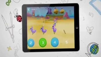 Disney IMAGICADEMY Mickey's Magical Math World App TV Spot, 'Magic Doodles' - Thumbnail 6