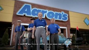 Aaron's 60th Anniversary Sale TV Spot, 'Whaaat' [Spanish] - Thumbnail 1