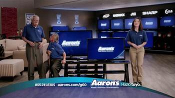 Aaron's 60th Anniversary Sale TV Spot, 'Whaaat' [Spanish] - Thumbnail 10