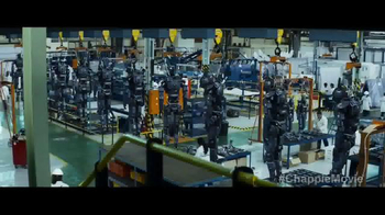 Chappie - Alternate Trailer 11