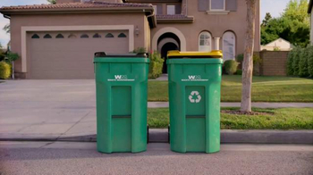 Waste Management TV Spot, 'Trash Can' - Thumbnail 1