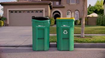 Waste Management TV Spot, 'Trash Can' - Thumbnail 2
