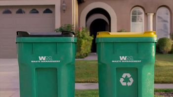 Waste Management TV Spot, 'Trash Can' - Thumbnail 3