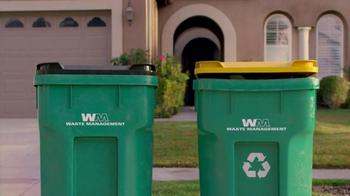 Waste Management TV Spot, 'Trash Can' - Thumbnail 6