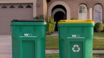 Waste Management TV Spot, 'Trash Can' - Thumbnail 7
