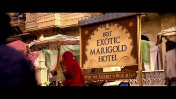 The Second Best Exotic Marigold Hotel - Alternate Trailer 3