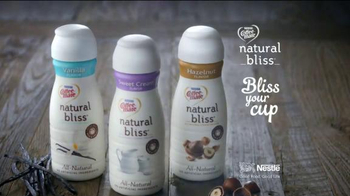 Coffee-Mate Natural Bliss TV Spot, 'Dichoso' [Spanish] - Thumbnail 9