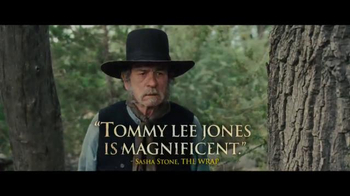 The Homesman Blu-ray TV Spot - 65 commercial airings