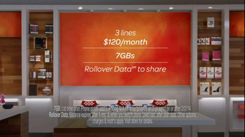 AT&T Rollover Data TV Spot, 'Negotiate' Featuring Mark Cuban - Thumbnail 10