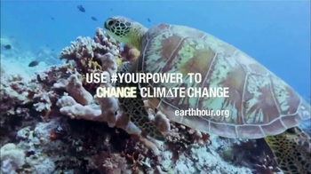 Earth Hour 2015 TV Spot, 'Use Your Power' Song by Bastille - Thumbnail 10