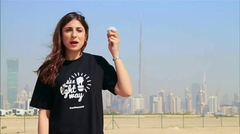 Earth Hour 2015 TV Spot, 'Use Your Power' Song by Bastille - Thumbnail 8