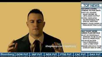 ShopKeep Apple Pay TV Spot, 'Free Reader' - Thumbnail 4