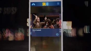 SNL App TV Spot, 'SNL 40'