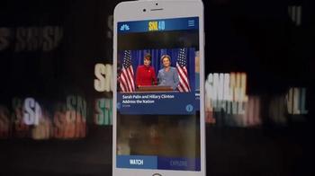 SNL App TV Spot, 'SNL 40' - Thumbnail 5
