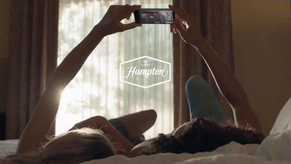 Hampton Inn & Suites TV Commercial, 'Some Weekends' Song by Wild Cub