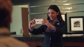 Hampton Inn & Suites TV Spot, 'Some Weekends' Song by Wild Cub - Thumbnail 1