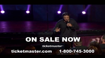 Ticketmaster TV Spot, 'Dana Carvey, Dennis Miller, Kevin Nealon from SNL' - Thumbnail 10