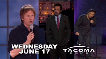Ticketmaster TV Spot, 'Dana Carvey, Dennis Miller, Kevin Nealon from SNL' - Thumbnail 7