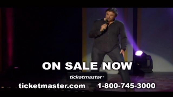 Ticketmaster TV Spot, 'Dana Carvey, Dennis Miller, Kevin Nealon from SNL' - Thumbnail 8