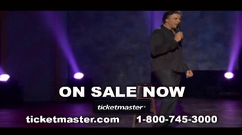 Ticketmaster TV Spot, 'Dana Carvey, Dennis Miller, Kevin Nealon from SNL' - Thumbnail 9