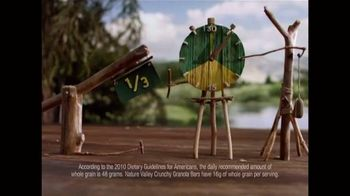Nature Valley Crunchy Granola Bars TV Spot, 'Ski With All That Energy' - Thumbnail 2