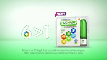 Flonase Allergy Relief Nasal Spray TV Spot, 'Six Is Greater' - Thumbnail 10