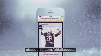 NBCsports.com TV Spot, 'NHL All Access'