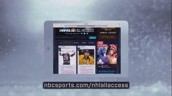 NBCsports.com TV Spot, 'NHL All Access' - Thumbnail 6